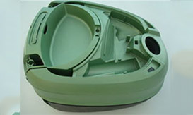Electric Bowl Housings Mold