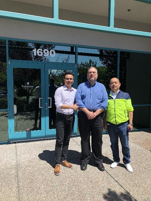 Customer visit through US West & East Coast