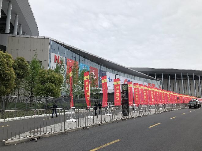 rjc mold at China shanghai Medical Equipment Show