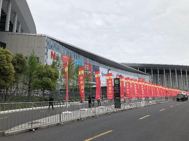 RJC Attending Shanghai Medical Equipment Show On April 2018